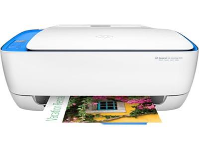 ดาวน์โหลดไดร์เวอร์ HP DeskJet Ink Advantage 3635 All-in-One
