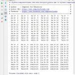 แม่สูตรคูณภาษาซี 2-13 ด้วยภาษาไพทอน (Python)