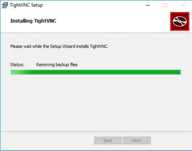 วิธีติดตั้งโปรแกรม TightVNC สำหรับ Microsoft Windows