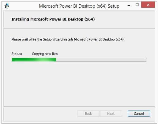 วิธีติดตั้งโปรแกรม Microsoft Power BI Desktop